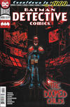 Cover for Detective Comics (DC, 2011 series) #999