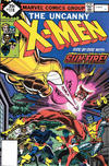 Cover Thumbnail for The X-Men (1963 series) #118 [Whitman]