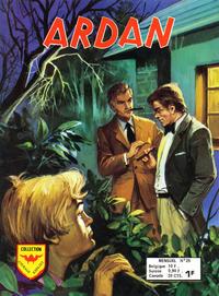 Cover Thumbnail for Ardan (Arédit-Artima, 1972 series) #26