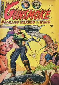 Cover Thumbnail for Gunsmoke (Export Publishing, 1949 series) #8