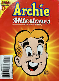 Cover Thumbnail for Archie Milestones Jumbo Comics Digest (Archie, 2019 series) #1