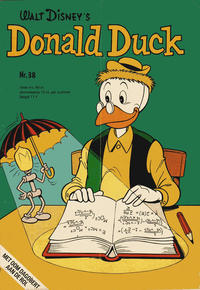 Cover Thumbnail for Donald Duck (Oberon, 1972 series) #38/1974