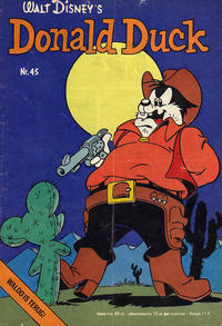 Cover Thumbnail for Donald Duck (Oberon, 1972 series) #45/1974