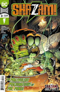 Cover Thumbnail for Shazam! (DC, 2019 series) #3 [Dale Eaglesham Cover]