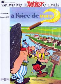 Cover Thumbnail for Astérix (Edições Asa, 2004 ? series) #2 - A Foice de Ouro