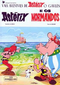 Cover Thumbnail for Astérix (Edições Asa, 2004 ? series) #9 - Astérix e os Normandos