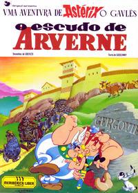 Cover Thumbnail for Astérix (Edições Asa, 2004 ? series) #11 - O Escudo de Arverne