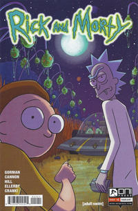 Cover Thumbnail for Rick and Morty (Oni Press, 2015 series) #2 [Erica Hayes Retailer Incentive Variant]