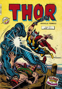 Cover Thumbnail for Thor (Arédit-Artima, 1983 series) #1