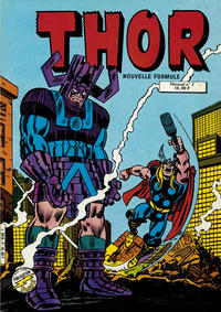 Cover Thumbnail for Thor (Arédit-Artima, 1983 series) #3