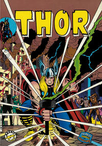 Cover Thumbnail for Thor (Arédit-Artima, 1983 series) #6