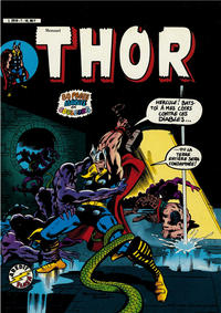 Cover Thumbnail for Thor (Arédit-Artima, 1983 series) #7