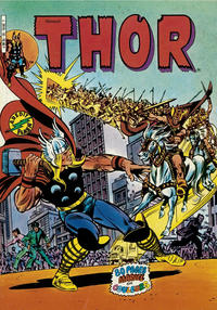 Cover Thumbnail for Thor (Arédit-Artima, 1983 series) #10