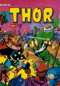 Cover Thumbnail for Thor (Arédit-Artima, 1983 series) #11