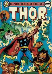 Cover Thumbnail for Thor (Arédit-Artima, 1983 series) #14