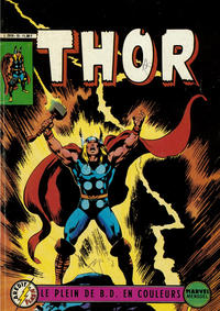 Cover Thumbnail for Thor (Arédit-Artima, 1983 series) #15