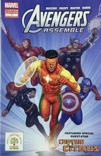 Cover Thumbnail for Avengers Assemble Featuring Captain Citrus (Marvel, 2014 series) #1