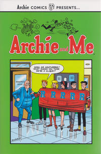 Cover Thumbnail for Archie and Me (Archie, 2018 series) #1