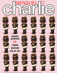 Cover Thumbnail for Charlie Mensuel (Dargaud, 1982 series) #11
