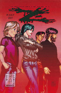 Cover Thumbnail for Survivors of the Z's (New Heights Comics, 2017 series) #1