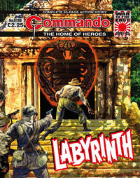Cover Thumbnail for Commando (D.C. Thomson, 1961 series) #5199