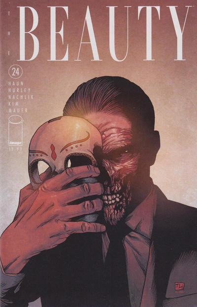 Cover for The Beauty (Image, 2015 series) #24 [Cover B]