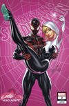 Cover Thumbnail for Amazing Spider-Man (2018 series) #2 (803) [Variant Edition - J. Scott Campbell Exclusive - Cover E]