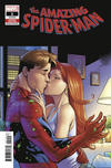 Cover Thumbnail for Amazing Spider-Man (2018 series) #1 (802) [Variant Edition - Second Printing - Ryan Ottley Cover]