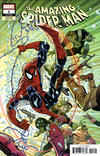 Cover for Amazing Spider-Man (Marvel, 2018 series) #1 (802) [Variant Edition - Erik Larsen Remastered Cover]