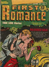 Cover for First Romance (Magazine Management, 1952 series) #5