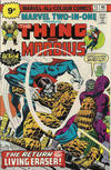 Cover for Marvel Two-in-One (Marvel, 1974 series) #15 [British]