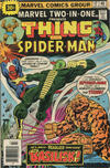 Cover for Marvel Two-in-One (Marvel, 1974 series) #17 [30¢]