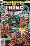 Cover Thumbnail for Marvel Two-in-One (1974 series) #18 [British]