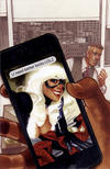 Cover Thumbnail for Amazing Spider-Man (2018 series) #1 (802) [Variant Edition - Comic Sketch Art Exclusive - Adam Hughes Virgin Cover]