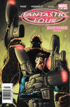 Cover for Fantastic Four (Marvel, 1998 series) #69 (498) [Newsstand]