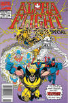 Cover Thumbnail for Alpha Flight Special (1992 series) #1 [Newsstand]