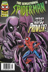 Cover for The Sensational Spider-Man (Marvel, 1996 series) #16 [Newsstand]