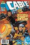 Cover for Cable (Marvel, 1993 series) #37 [Newsstand]