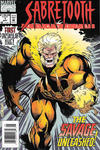 Cover for Sabretooth Classic (Marvel, 1994 series) #1 [Newsstand]