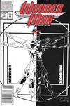 Cover for Wonder Man (Marvel, 1991 series) #15 [Newsstand]