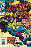 Cover for Sleepwalker (Marvel, 1991 series) #24 [Newsstand]
