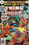 Cover Thumbnail for Marvel Two-in-One (1974 series) #18 [30¢]