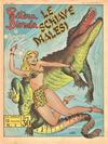 Cover for Pantera Bionda (A.R.C., 1948 series) #3