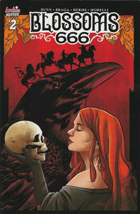 Cover Thumbnail for Blossoms: 666 (Archie, 2019 series) #2 [Cover C - Wilfredo Torres]