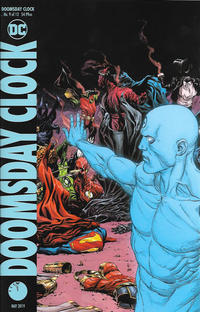 Cover Thumbnail for Doomsday Clock (DC, 2018 series) #9 [Gary Frank Variant]