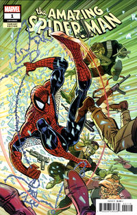 Cover Thumbnail for Amazing Spider-Man (Marvel, 2018 series) #1 (802) [Variant Edition - Erik Larsen Remastered Cover]