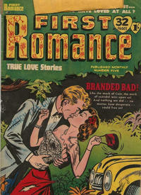 Cover Thumbnail for First Romance (Magazine Management, 1952 series) #5