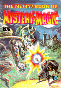 Cover Thumbnail for The Valiant Book of Mystery and Magic (IPC, 1976 series)