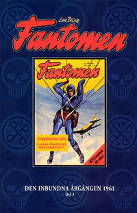 Cover Thumbnail for Lee Falk's Fantomen: Den inbundna årgången (Egmont, 2002 series) #3/1961