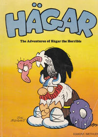 Cover Thumbnail for The Adventures of Hagar (Egmont/Methuen, 1977 series)